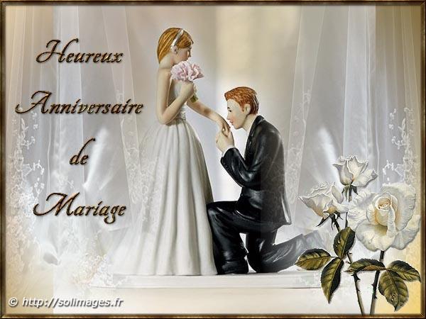 carte virtuelle anniversaire mariage - Cartes Virtuelles Anniversaire De Mariage