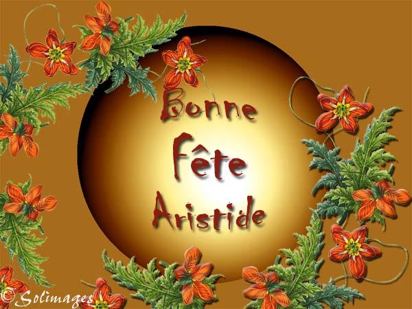 Bon  Mercredi Aristide