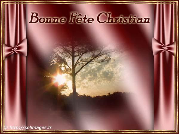 Bon Samedi Christian_2