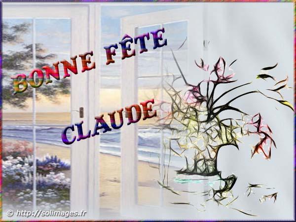 Cartes Virtuelles Bonne F 234 Te Claude