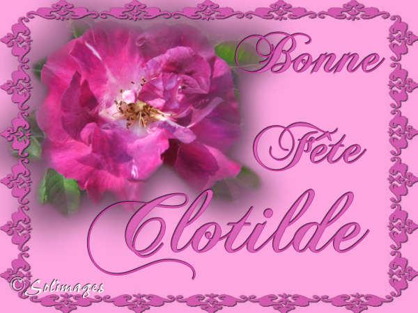 Bon Dimanche  ....   Pentecôte  Clotilde