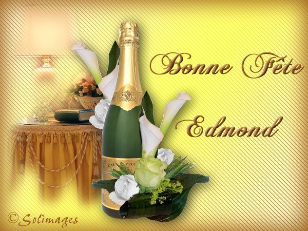 Bon Dimanche Edmond