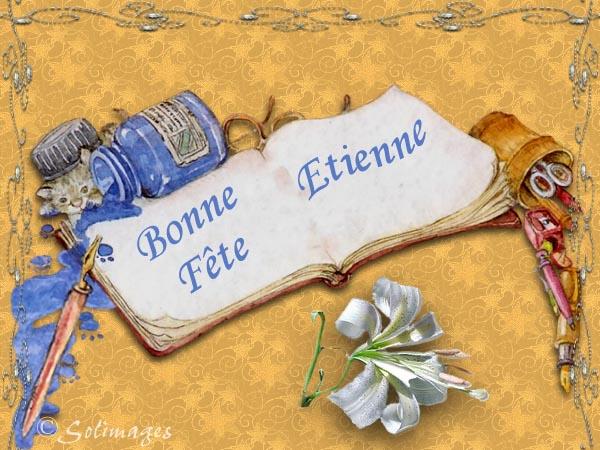 Bon lundi dernier de l'année 2.016 Etienne