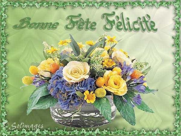 Bon Mercredi Felicite