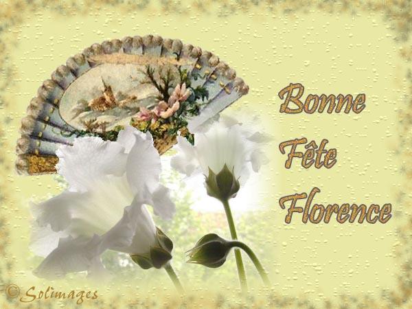 Bon Mercredi Florence