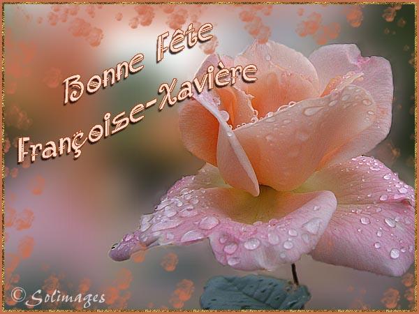 Bon Jeudi Francoise-Xaviere