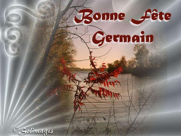 Bon Jeudi Germain