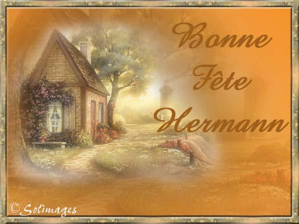 Bon Jeudi Hermann