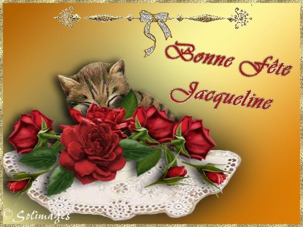 Bon Dimanche Jacqueline