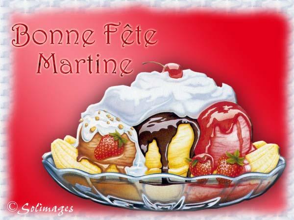 bonne fête Martine Martine-4