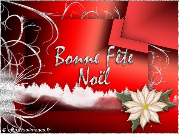 Carte Bonne Fete Noel.Bonne Fete Noel