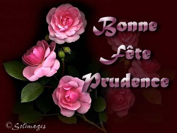 Bon Mardi Prudence