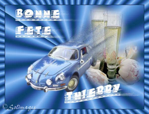 BON SAMEDI BONNE FIN DE SEMAINE Thierry