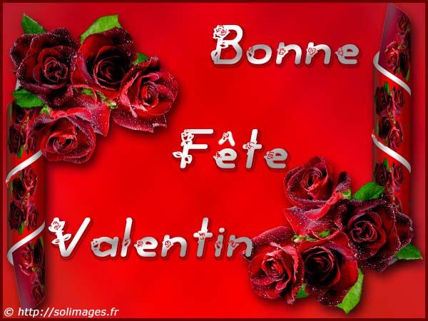 Cartes Virtuelles Bonne Fte Valentin