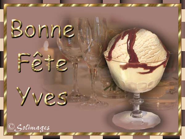 Bon Vendredi Yves